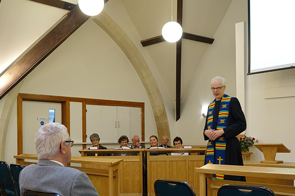 A Message from Rev David Newton – Easter 2021