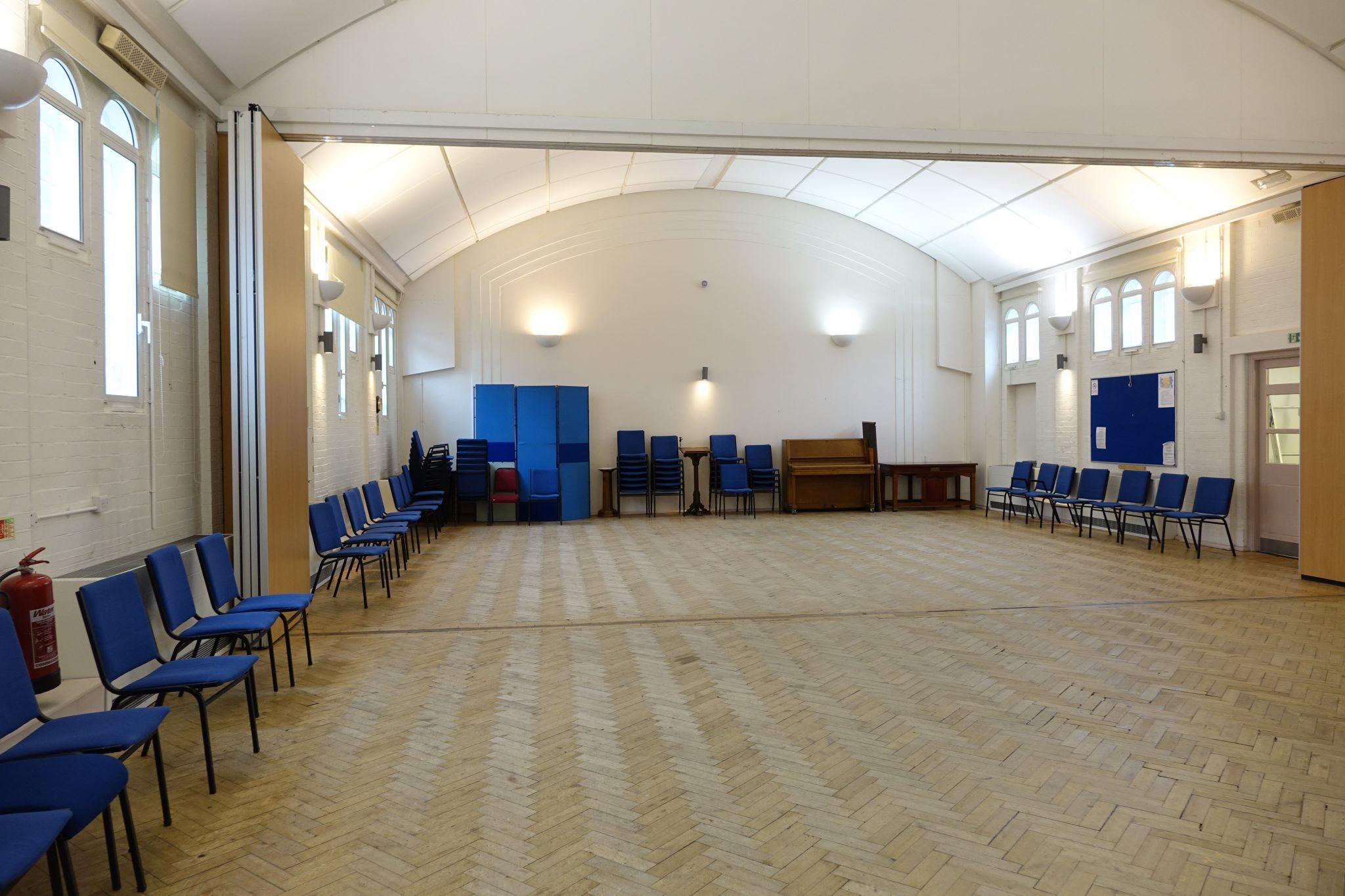 Eversfield Hall 1