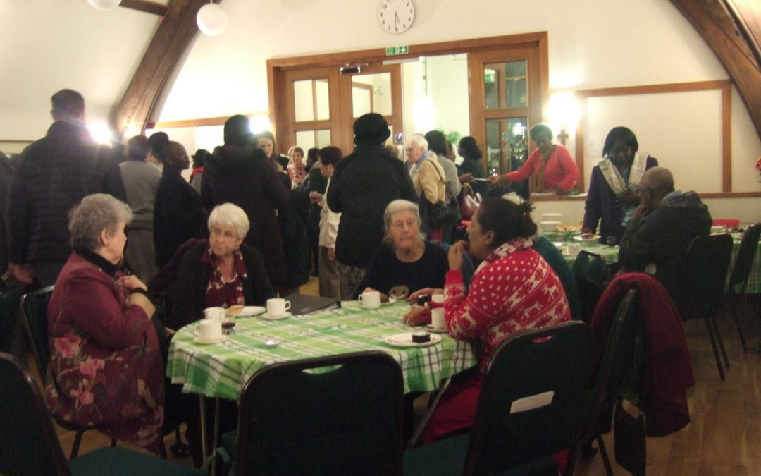 Trinity Church Christmas Services